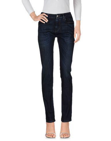 Джинсовые брюки PRADA 42567509DI