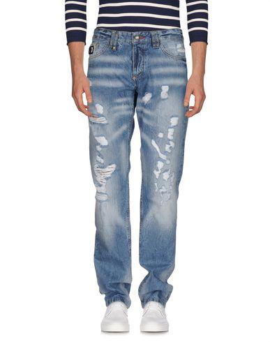 Джинсовые брюки PHILIPP PLEIN HOMME 42567531UK