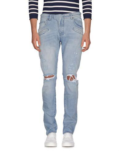 Джинсовые брюки PIERRE BALMAIN 42567539MA