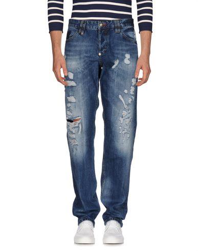 Джинсовые брюки PHILIPP PLEIN HOMME 42567547KX