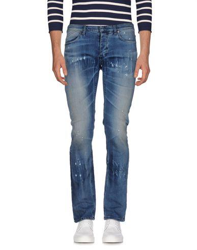Джинсовые брюки ROBERTO CAVALLI 42567567ET