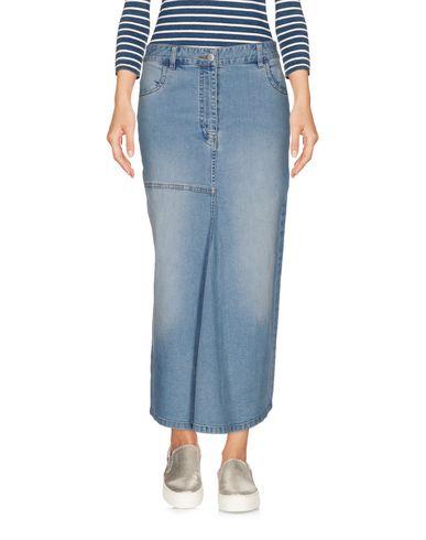 Джинсовая юбка TIBI 42567677QG