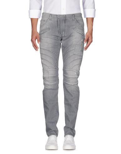 Джинсовые брюки PIERRE BALMAIN 42567687PW