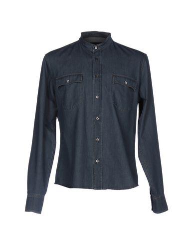 Джинсовая рубашка PRADA 42567719MM