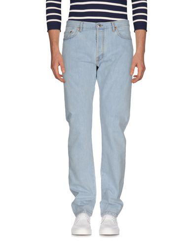 Джинсовые брюки VALENTINO 42567820JG