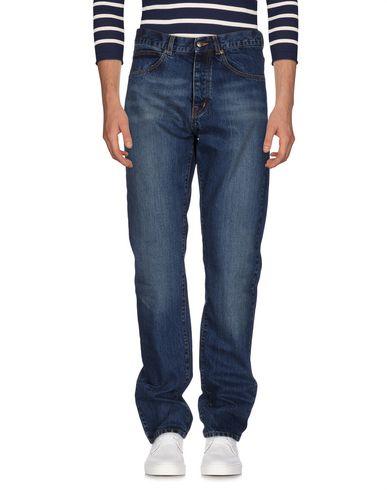 Джинсовые брюки MCQ ALEXANDER MCQUEEN 42567928IP