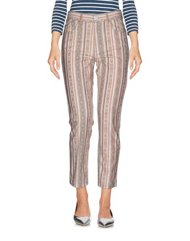 Джинсовые брюки ISABEL MARANT TOILE 42567985VW