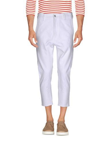 Джинсовые брюки-капри JIL SANDER 42567992BU