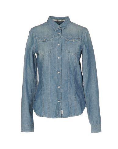 Джинсовая рубашка BLAUER 42568279XL