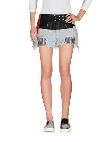 Джинсовые шорты ALEXANDER WANG 42568406GN