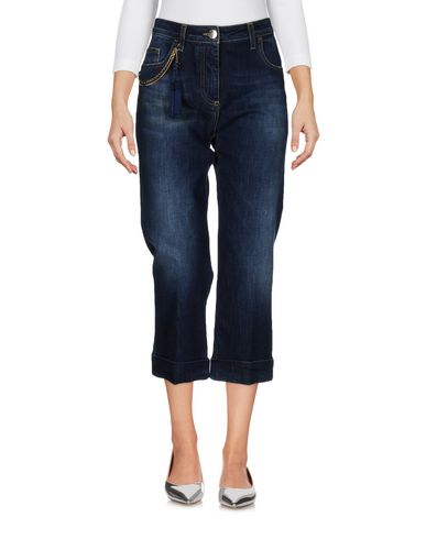 Джинсовые брюки ELISABETTA FRANCHI JEANS 42568477CJ