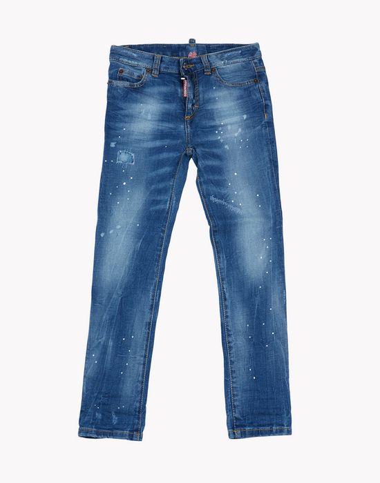 light wash jeans denim Woman Dsquared2
