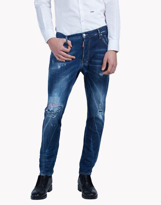 kenny twist jeans denim Man Dsquared2