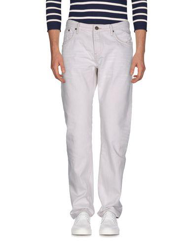 Джинсовые брюки BURBERRY 42568540UQ