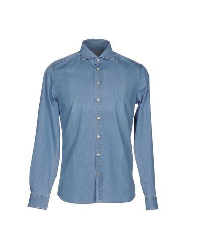 Джинсовая рубашка SEVENTY BY SERGIO TEGON 42568544AB