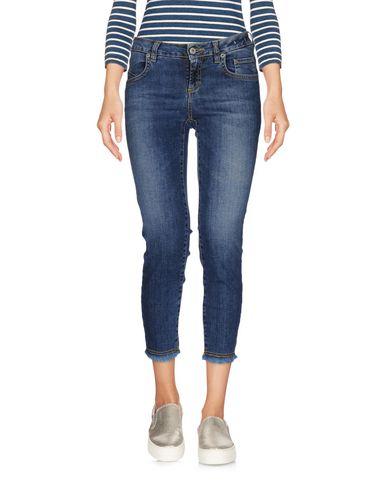 Джинсовые брюки-капри SIVIGLIA 42568551TH