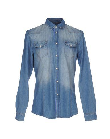 Джинсовая рубашка ICE ICEBERG 42568875TT