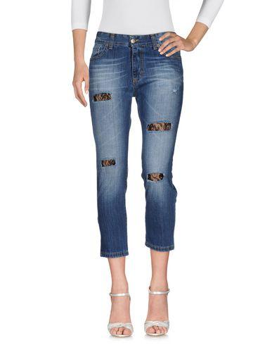 Джинсовые брюки ANIYE BY 42568884FQ