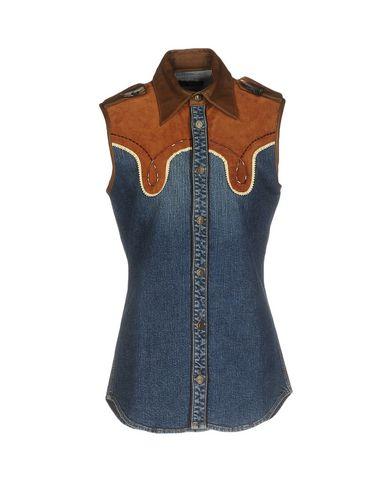 Джинсовая рубашка DSQUARED2 42568905NA