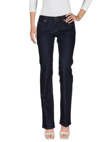 Джинсовые брюки PRADA SPORT 42568962TK