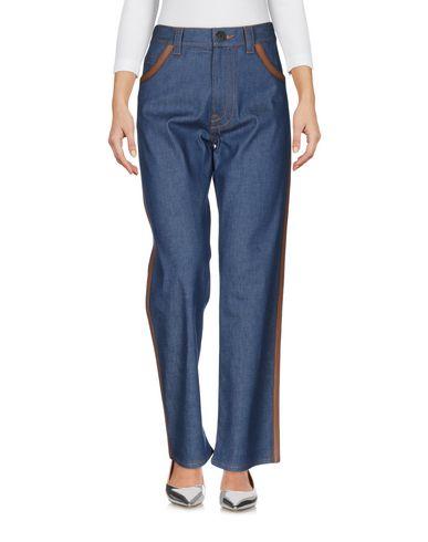 Джинсовые брюки PRADA 42568979DG