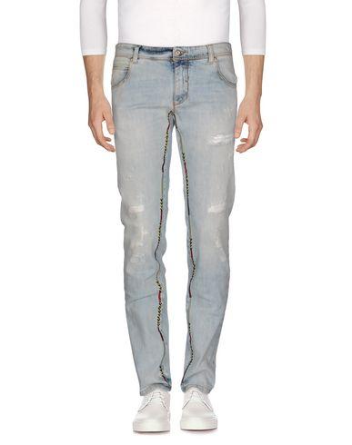 Джинсовые брюки ERMANNO SCERVINO 42568981AM