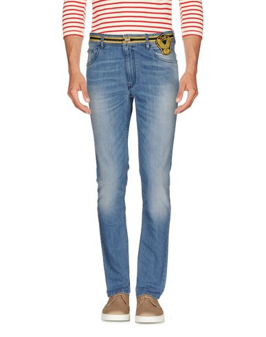 Джинсовые брюки CLASS ROBERTO CAVALLI 42569001EI