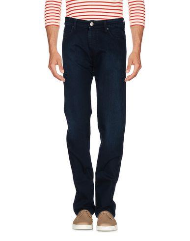 Джинсовые брюки ARMANI COLLEZIONI 42569199HM
