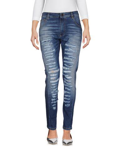 Джинсовые брюки MANGANO 42569269BQ