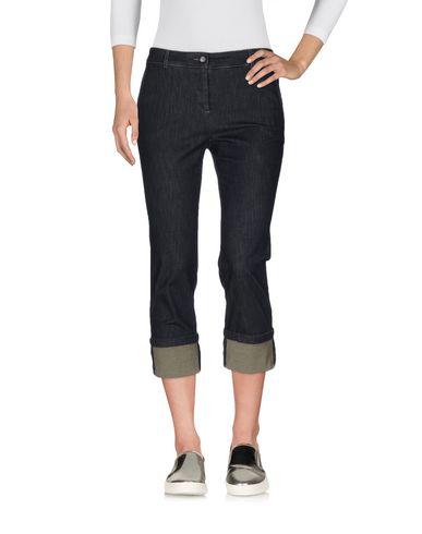 Джинсовые брюки-капри PESERICO SIGN 42569291MJ