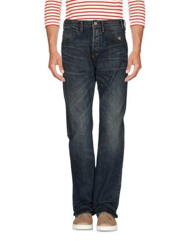 Джинсовые брюки PAUL SMITH JEANS 42569319OW