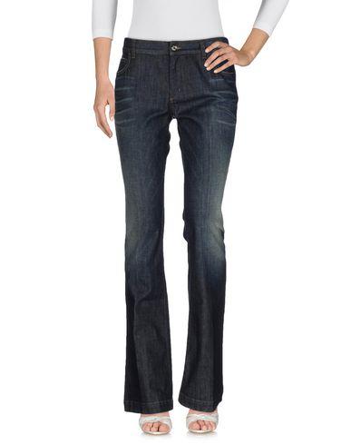 Джинсовые брюки GUCCI 42569326AK