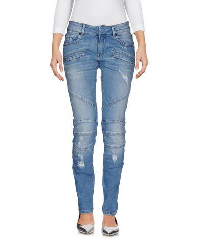 Джинсовые брюки PIERRE BALMAIN 42569617VJ