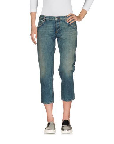 Джинсовые брюки-капри PRADA SPORT 42569621VS