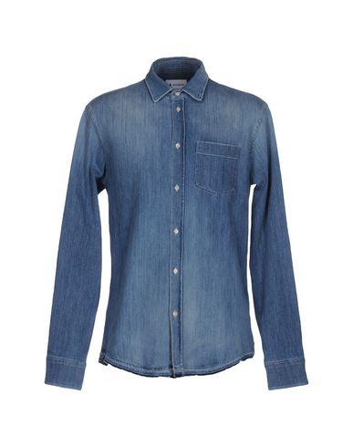 Джинсовая рубашка DONDUP 42569787TW