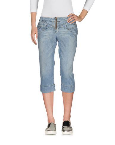 Джинсовые брюки-капри JUST CAVALLI 42570074NS