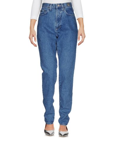 Джинсовые брюки VERSACE JEANS COUTURE 42570174EF