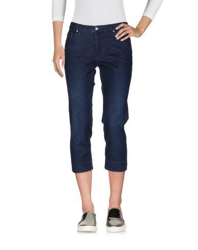 Джинсовые брюки-капри GANT 42570191FC