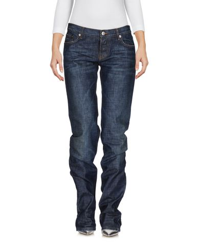 Джинсовые брюки PRADA SPORT 42570333MU