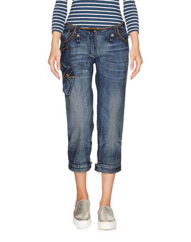 Джинсовые брюки-капри от ANDREW MACKENZIE