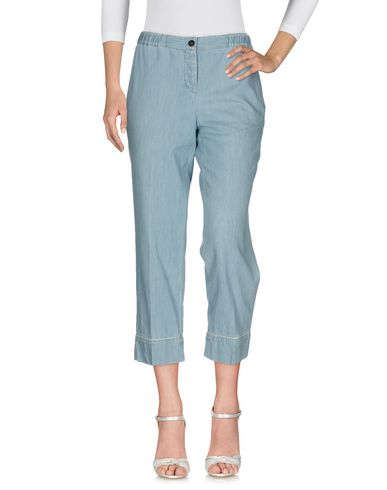 Джинсовые брюки MIU MIU 42570834JI