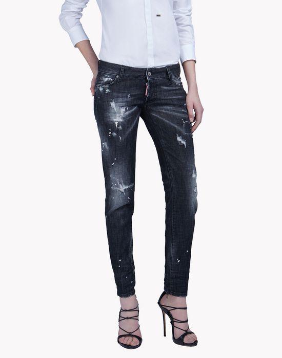 jennifer jeans denim Woman Dsquared2