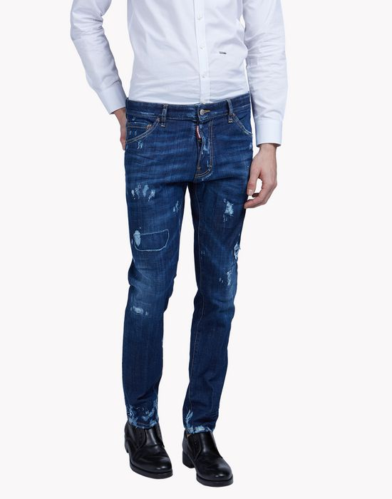 cool guy jeans moda vaquera Hombre Dsquared2