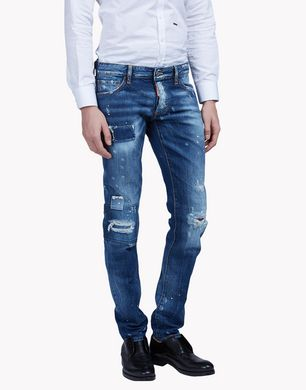 DSQUARED2 5 pockets U S71LB0292S30309470 f