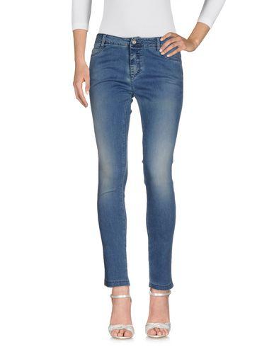 Джинсовые брюки ERMANNO SCERVINO 42571125IT