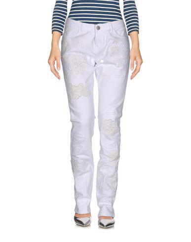 Джинсовые брюки DESIGUAL 42571216LS