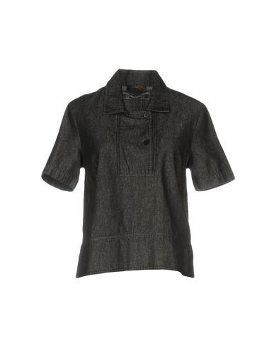 LE MONT ST MICHEL Джинсовая рубашка