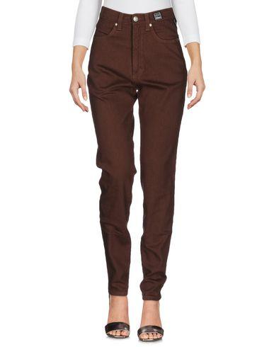 Джинсовые брюки VERSACE JEANS COUTURE 42571566BU