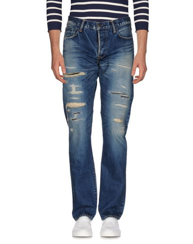Джинсовые брюки от KURO