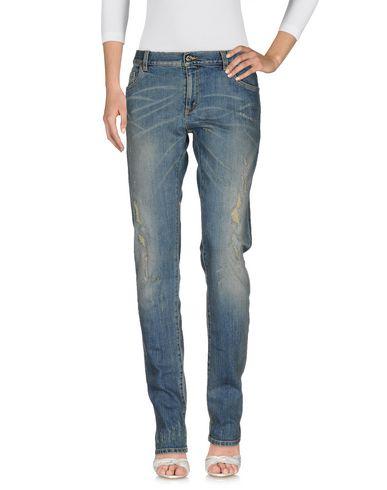 Джинсовые брюки GUCCI 42571734IU